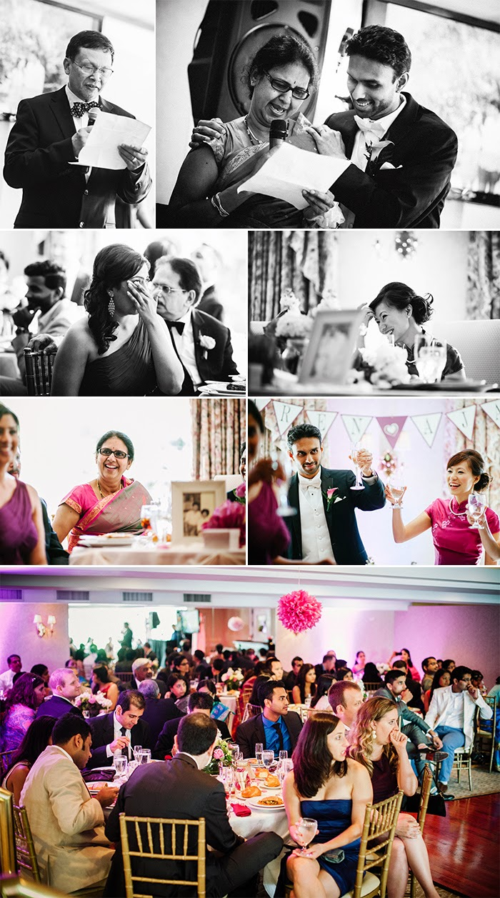 New York Long Island wedding photography Swan Club speeches