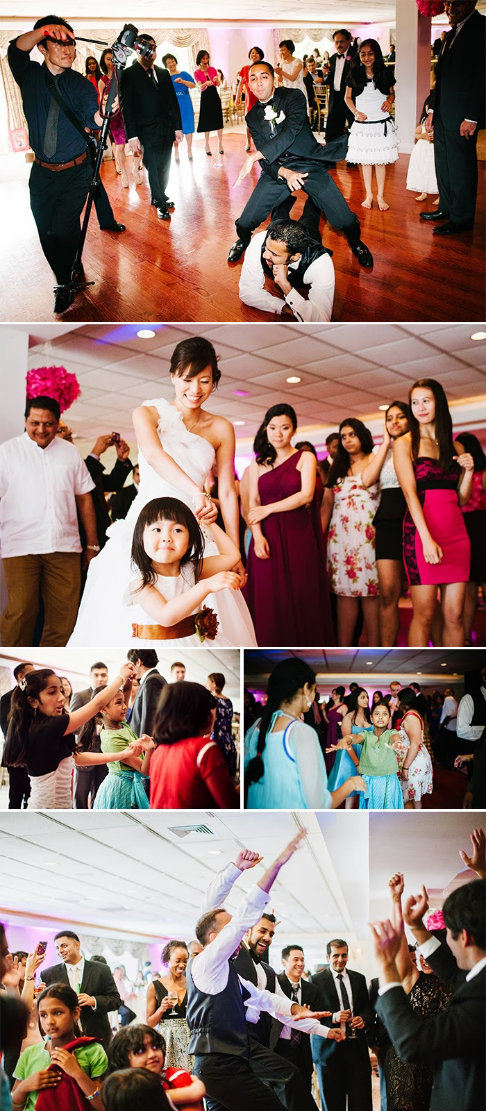 New York Long Island wedding photography Swan Club reception dancing