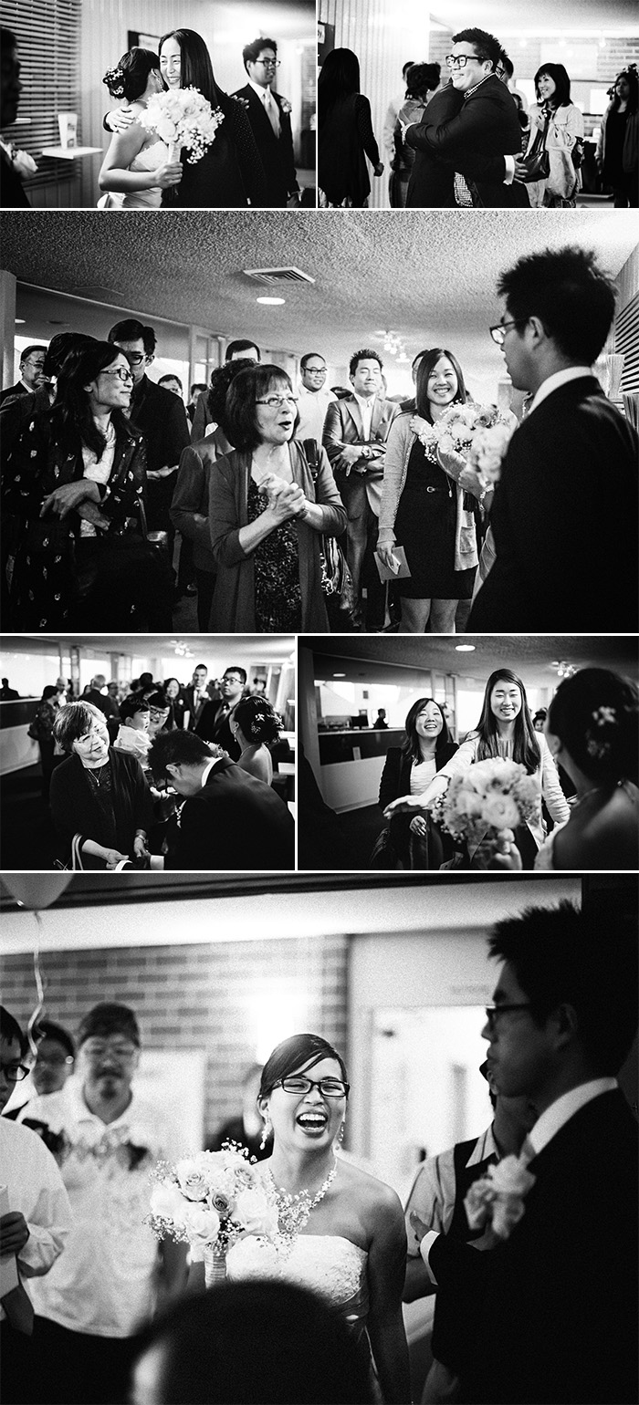 West Covina Christian Church documentary wedding photography