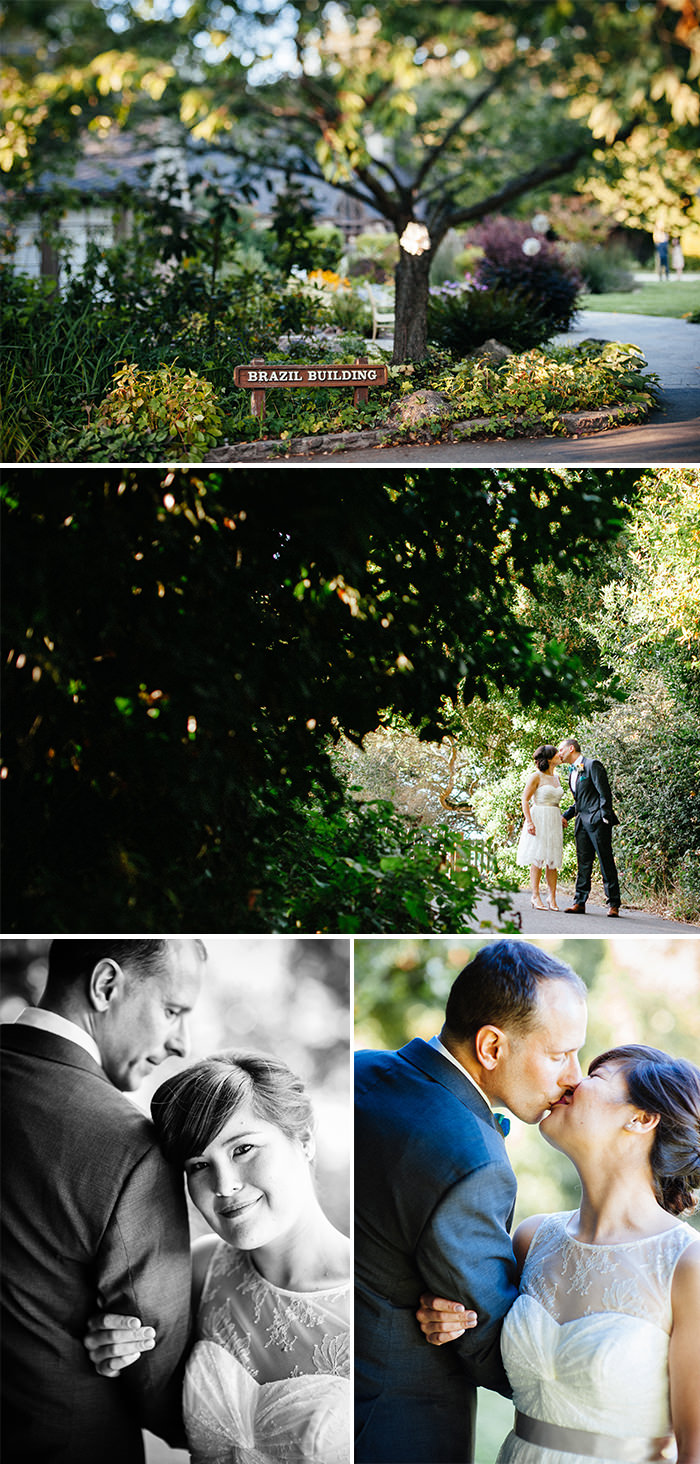 Berkeley wedding photographer Brazilian Room Tilden Park