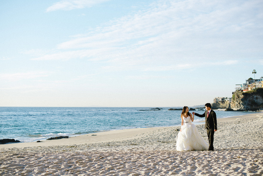 Thousand Steps Beach bridal portraits 03.jpg