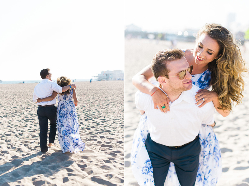 Santa Monica Beach anniversary portrait session 002.jpg