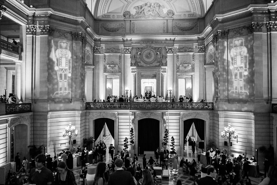 Google Chrome Holiday party in San Francisco city hall 001.jpg