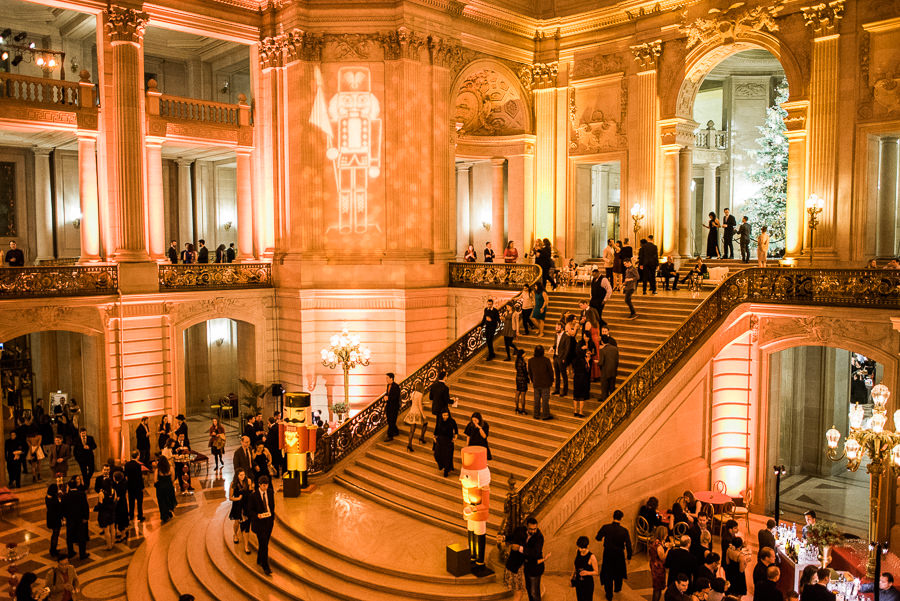 Google Chrome Holiday party in San Francisco city hall 012.jpg