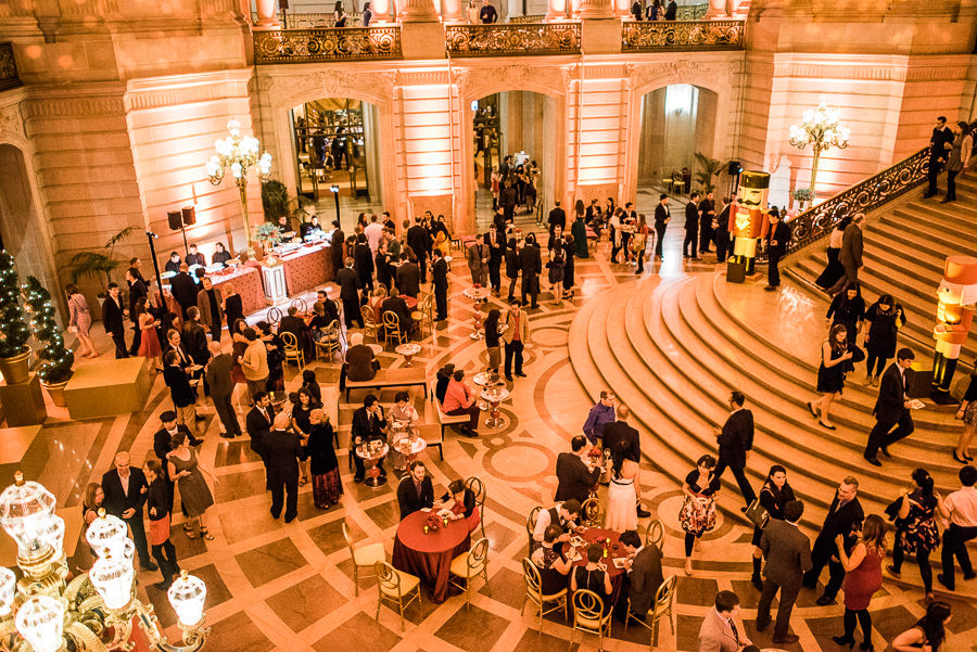 Google Chrome Holiday party in San Francisco city hall 013.jpg