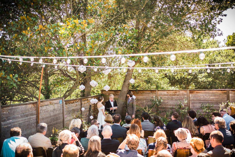 lexi u0026 joe an intimate backyard wedding in piedmont u2014 annie hall