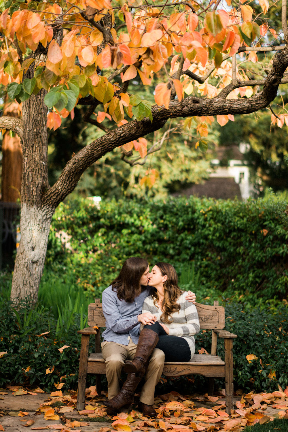 Allied Arts Guild Menlo Park Engagement Session009.jpg