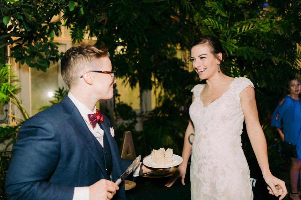 Same Sex Buffalo Botanical Garden Wedding 079.jpg