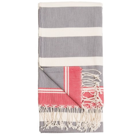Body Towel - Sello - Grey - $40