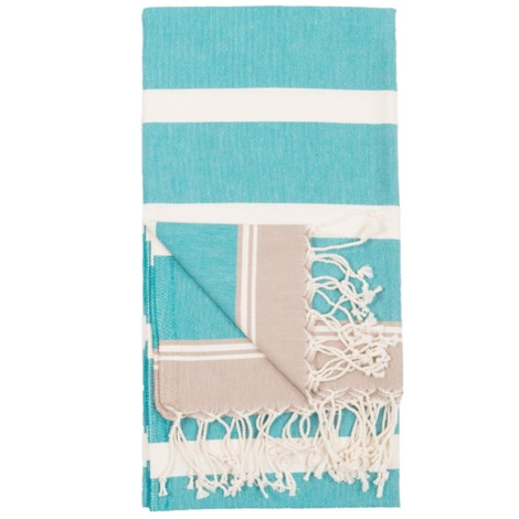Body Towel - Sello - Sea Blue - $40