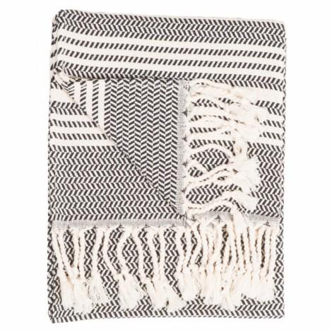 Hand Towel - Hasir - Carbon - $20