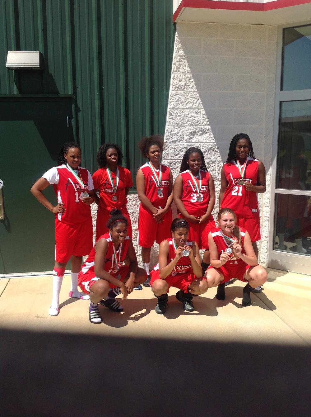 2014 17U Quad State Tournament Runner Up