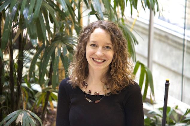 Dr Rachel Friesen courtesy The Grid