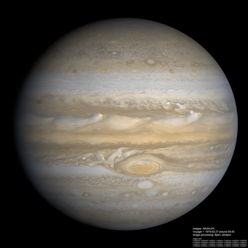 Jupiter will be nicely placed for observation April 28.