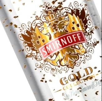 思美洛金箔肉桂  - Smirnoff Gold CinnamonNT 250