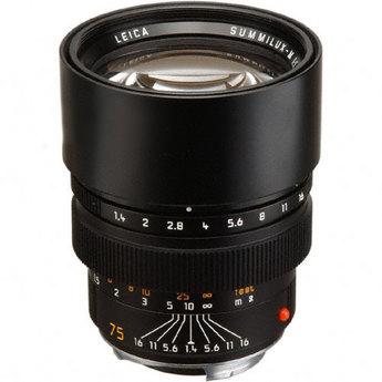 Leica 75mm F1.25 Noctilux ASPH M       Lens Review