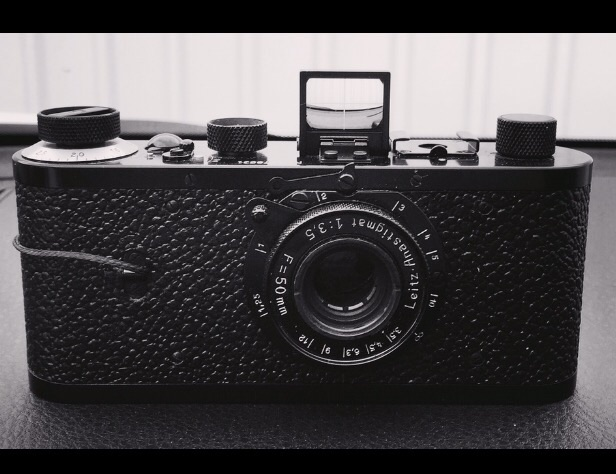 Leica 0 Series with 35 Anastigmat 1:3,5 F=50mm