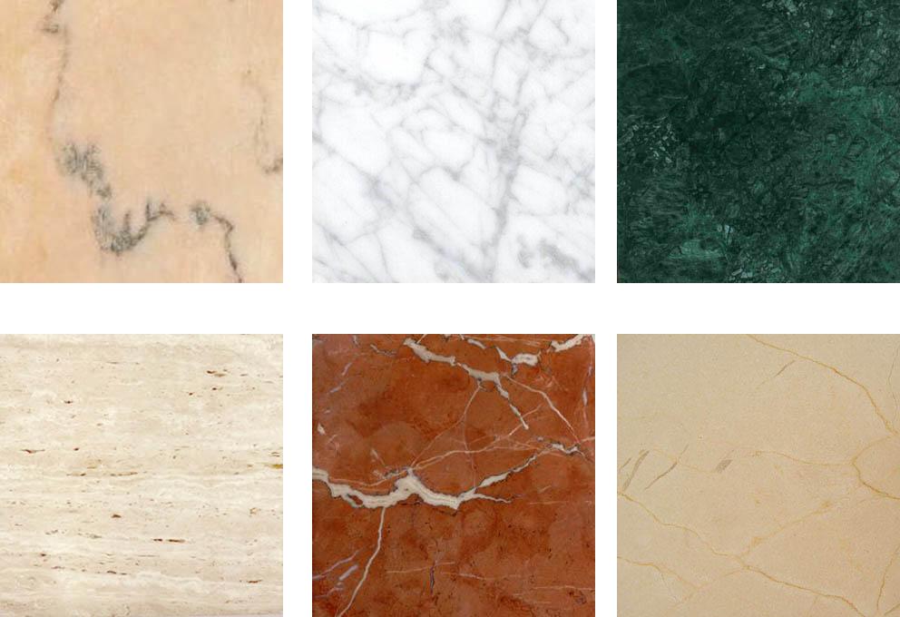 Tipos de marmol para cocina dise os arquitect nicos - Tipos de marmol ...
