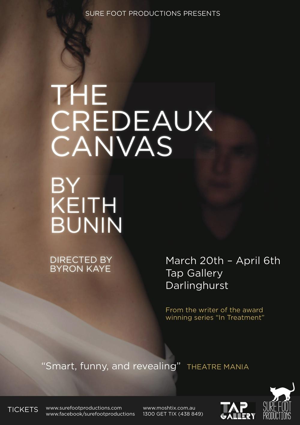 The Credeaux Canvas