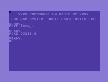 Episode 2-2: Writing to the C64 Screen — Dustlayer