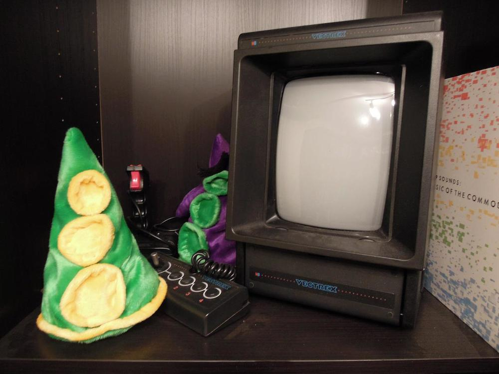 Good old Vectrex