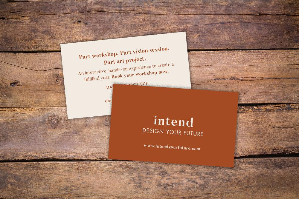 Intend -