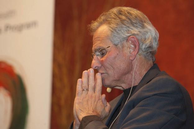 Mindfulness guru Jon Kabat-Zinn (Flickr/UW Health)