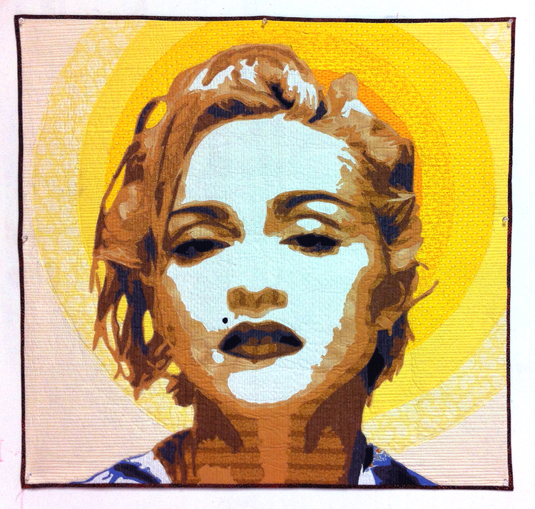 [Iconography #8] Material Girl