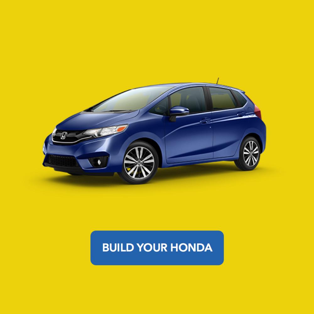 Honda Car Configurator Tool