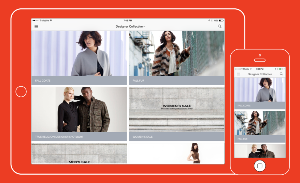 eBay Fashion App 3.0