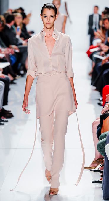 Ralph Rucci, Spring 2014