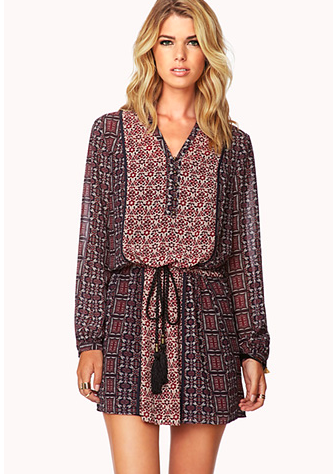 La Vie Boho Dress, $$27.80