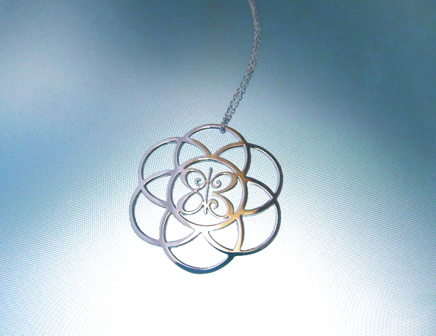 Seed of life necklace one meaning aloadofball Image collections