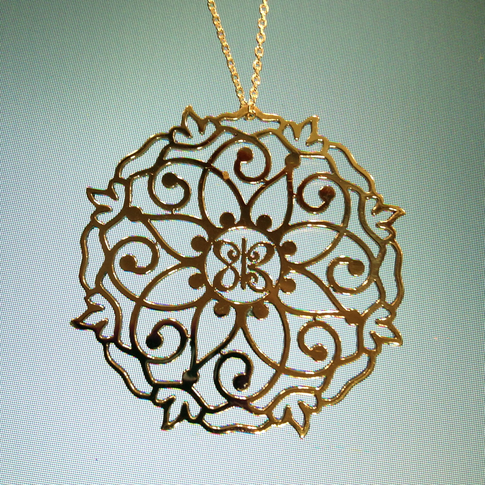 Mandala Necklace — ONE MEANING