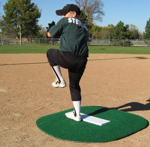 "4"" Game Mound-Item # TPM-4468"