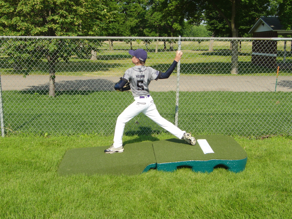 Outdoor Pro Practice Mound-Item # TPM-1150
