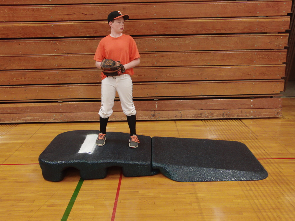 Indoor Pro Practice Mound-Item # IPM-2250
