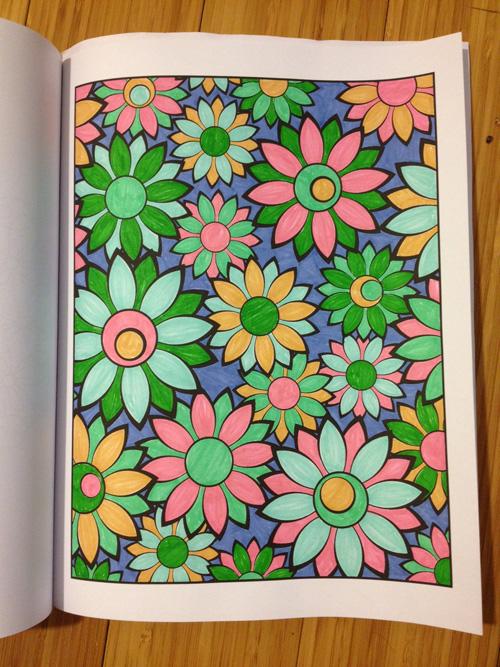 Pattern And Design Coloring Book Volume 1 Jenean Morrison Art