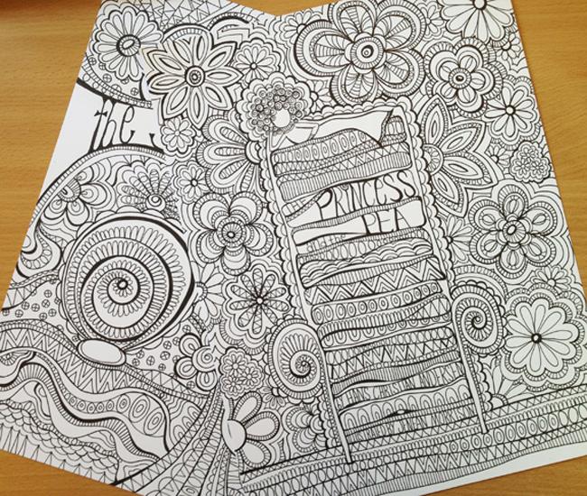 Jenean Morrison drawings