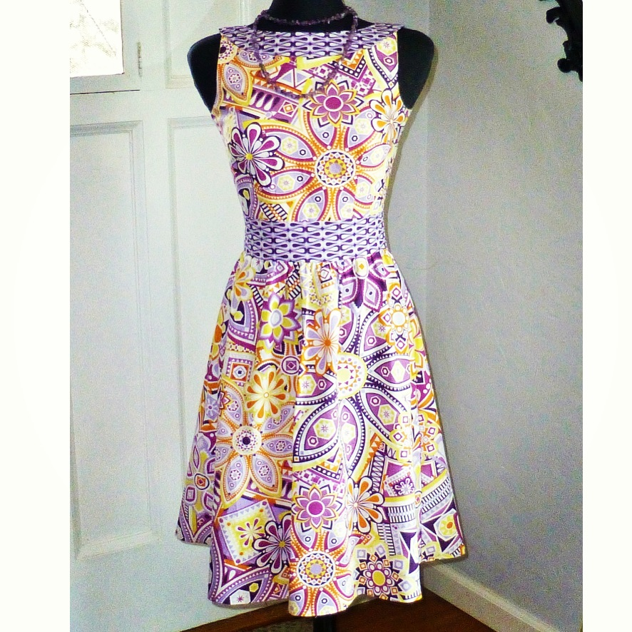 Beechwood Park Dress
