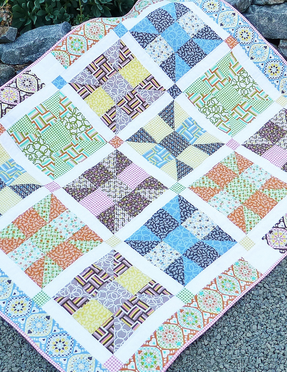 Wishing Well Quilt Pattern