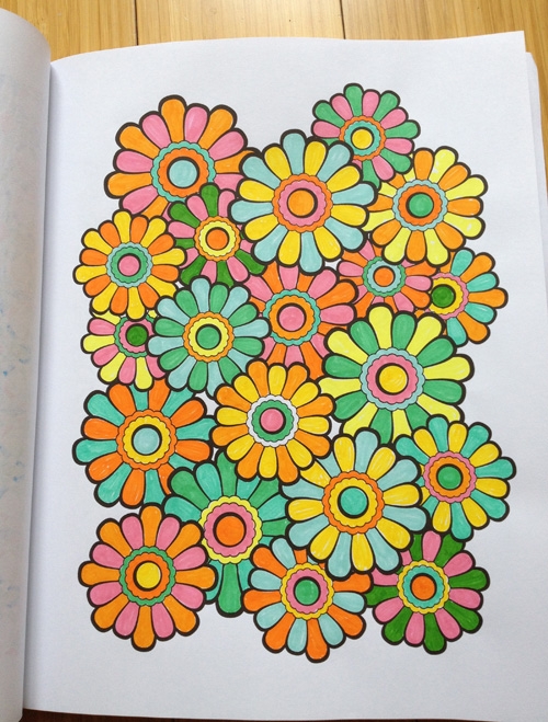 Pattern And Design Coloring Book Volume 1
