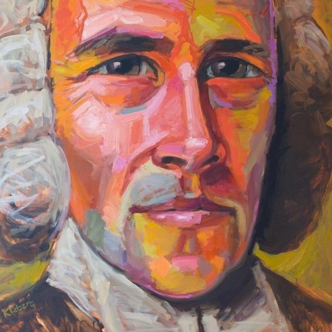 Listen to a recording of the 2013 study of Jonathan Edwards, presented at the Saltshakers ABF.