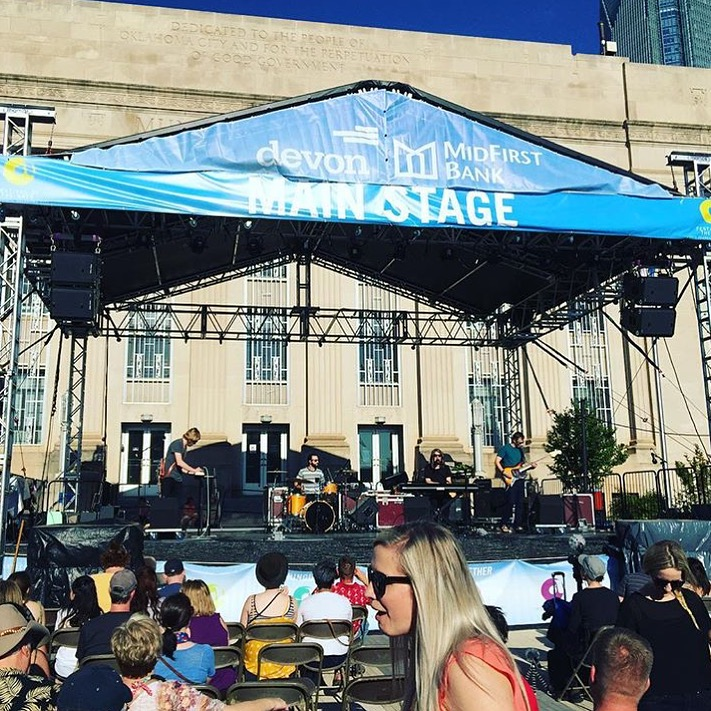 OKC Arts Festival // Main Stage