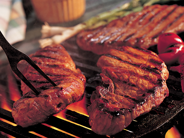 If you'd rather grill your own, then this item is calling your name.   Interprovincial Meat   has generously donated a $300 BBQ Meat Package (mixture of beef, pork chops, sausages).
