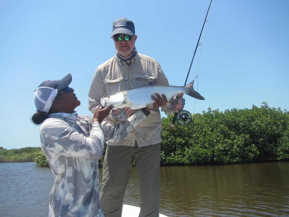 Montana fly goods hosted trip san pedro belize 2014 for Fishing san pedro belize