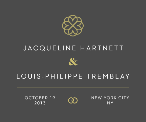 Jackie & Louis-Philippe