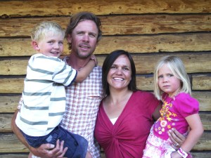 Billy, Lainey, Bridger and Heidi Beyhan