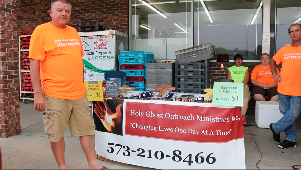 Holy Ghost Outreach