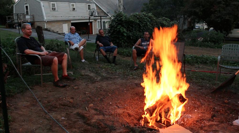 Bonfire testimony